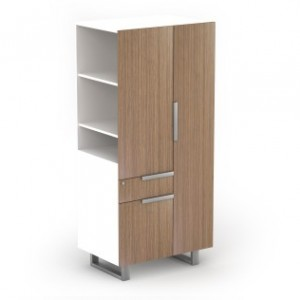 librero-a-piso-2-gavetas-con-entrepaño1-e1380666510464